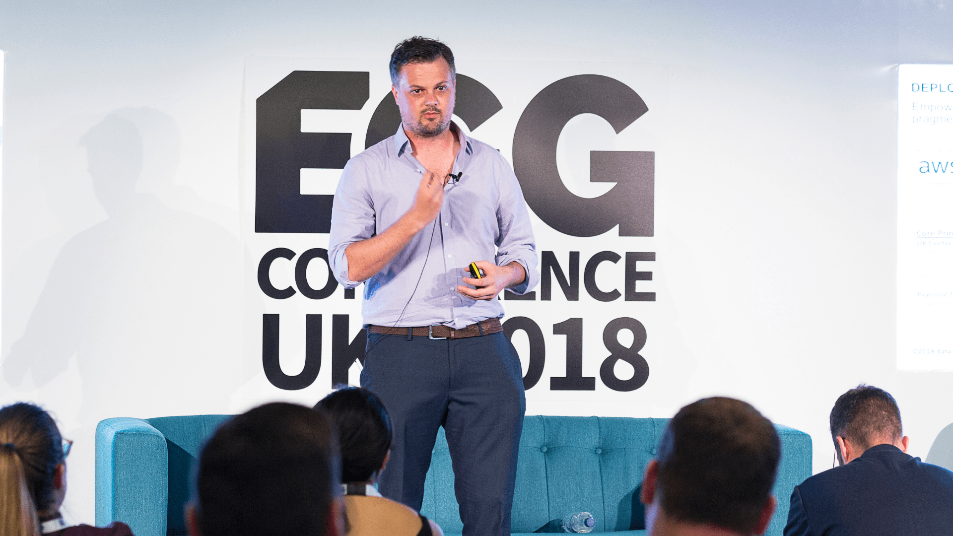 egg on air thumbnail How a Start-up is Scaling Analytics Globally - Shaun Moate