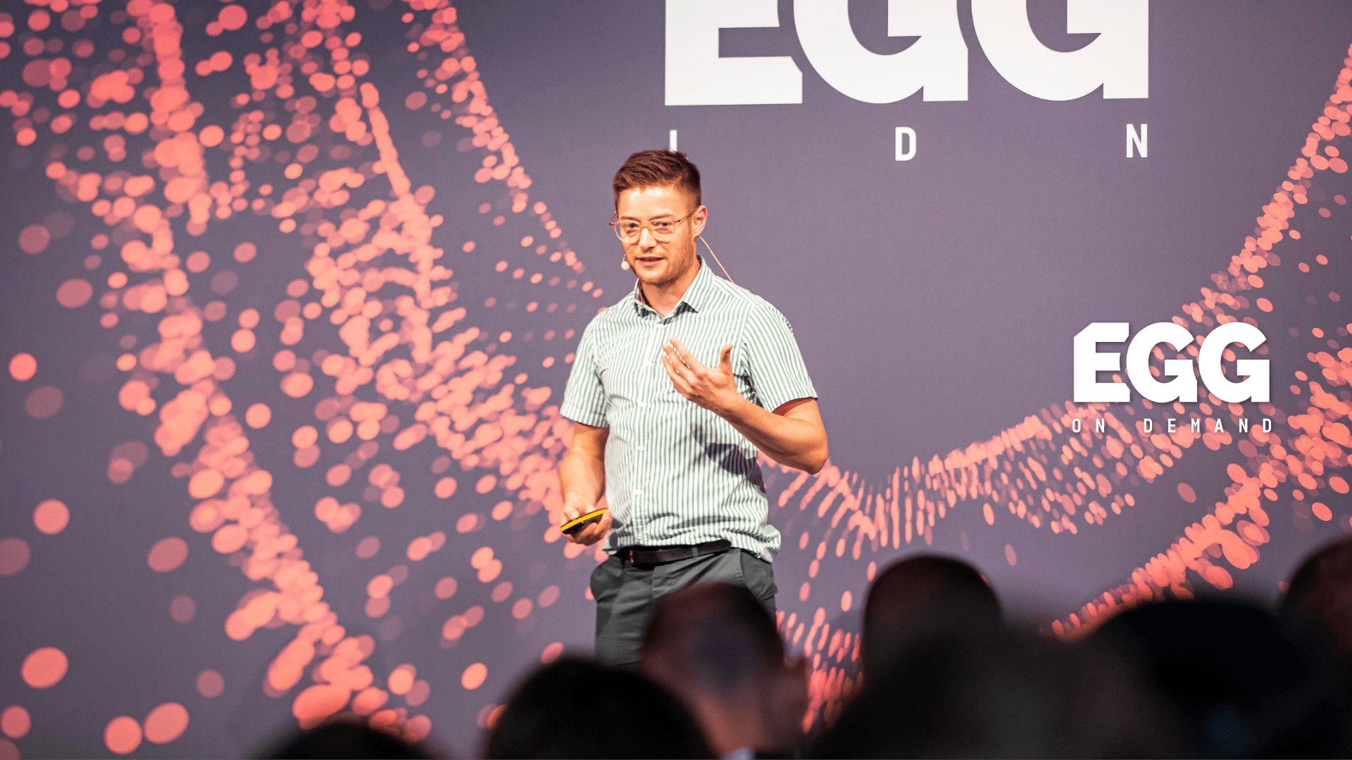 egg on air thumbnail How to Make A Success of Data Science Rendezvous Architecture EGG LDN 2019