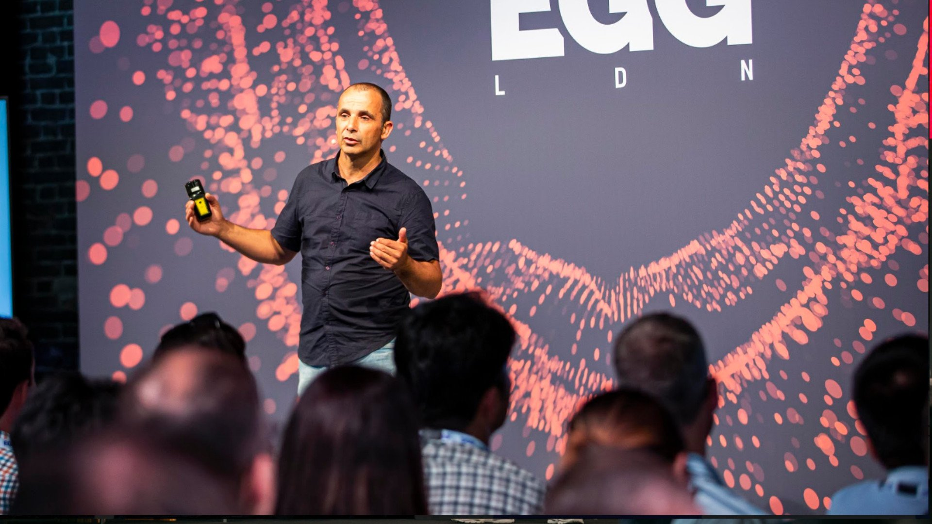 egg on air thumbnail Synthetic Data How do We Manage Them EGG LDN 2019-High-Quality