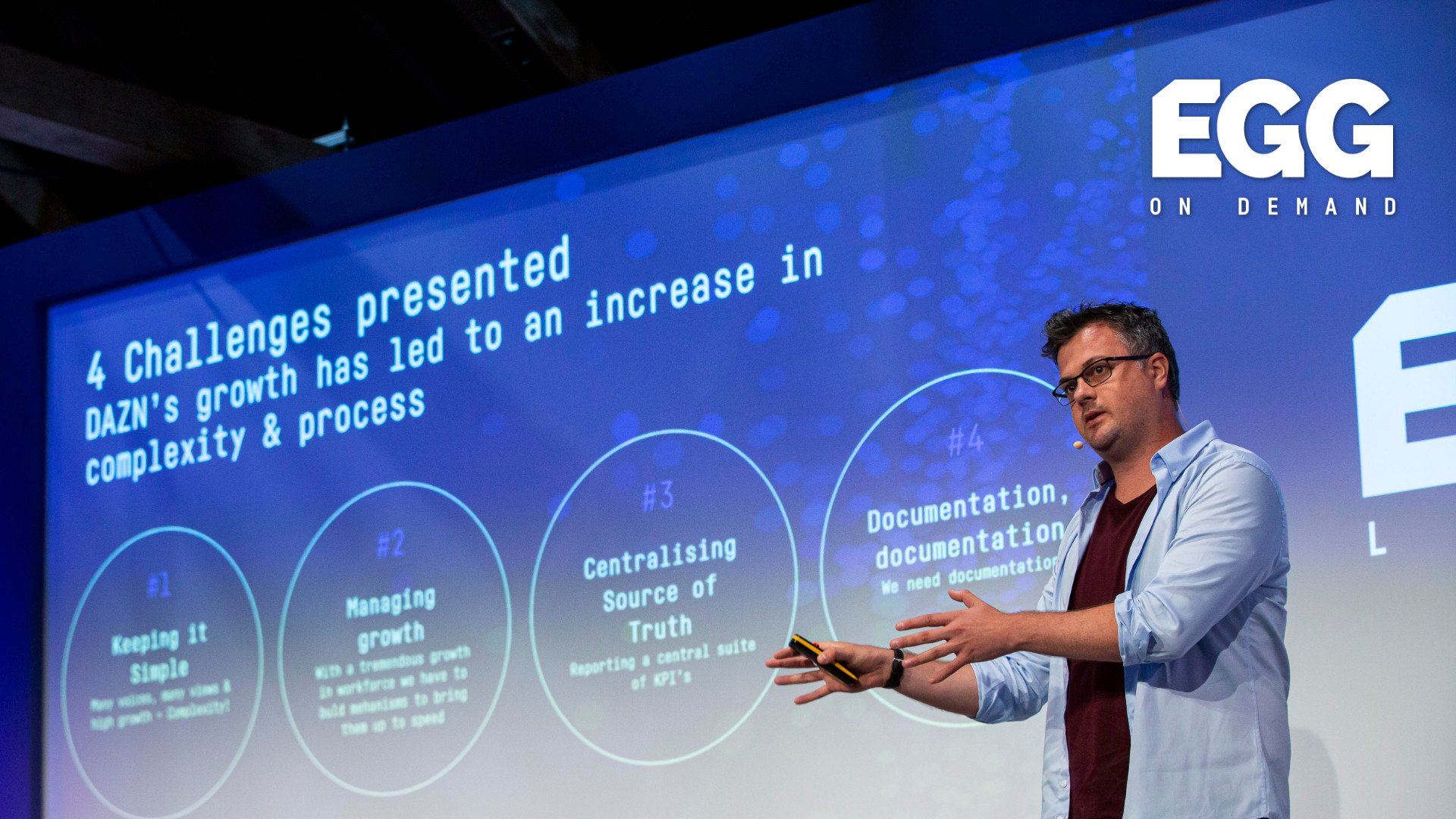 The Growing Pains, Pitfalls & Future for a Data Science Team DAZN EGG LDN 2019-High-Quality